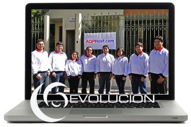 Empresa de Hosting en Perú