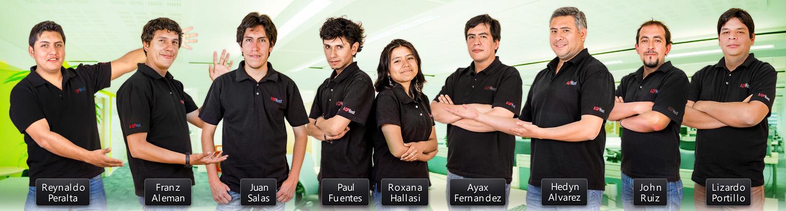 personal de Evolucion Peru SRL