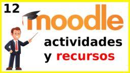 actividades y recursos